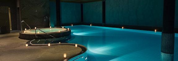 Pause de luxe à Gstaad