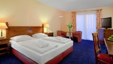 Übernachtung im Komfort Doppelzimmer: Bild 1