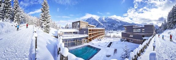 Style de vie alpin à l