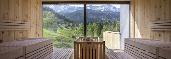Boutique Hotel inmitten der Natur