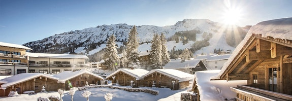Chalet-Romantik in den Allgäuer Bergen