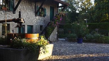 Übernachtung im Hotel Domaine de Châteauvieux: Bild 6
