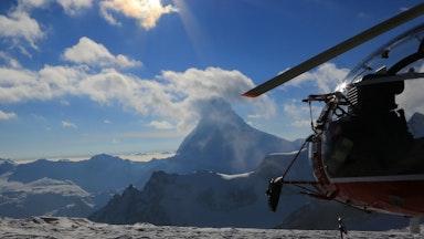 Helikopterflug inklusive Gletscherlandung: Bild 18