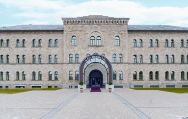 Schlossurlaub im Harz