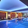 Moderner & luxuriöser Wellnessbereich