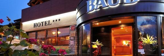 Hotel Restaurant Baud
