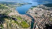 Helikopterflug über die Alpen: Bild 4