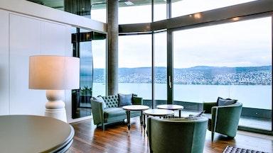 Hotel Belvoir hoch über dem Zürichsee: Bild 7