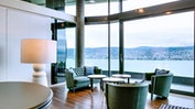 Hotel Belvoir hoch über dem Zürichsee: Bild 6