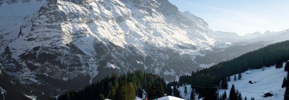 Berghotel in Grindelwald