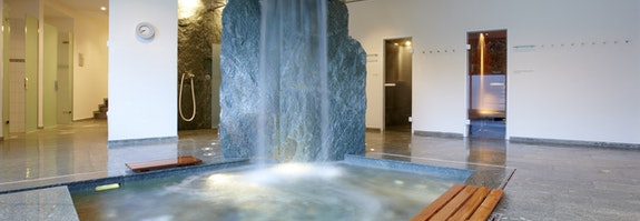 Wellness Auszeit in Pontresina