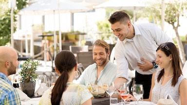 Restaurant Giardino – 365 Tage Sonnenschein auf dem Teller: Bild 2