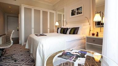 Doppelzimmer Fairmont mit See- und Alpensicht: Bild 1