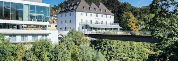 Schlosshotel Eisenstrasse