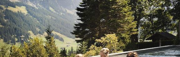 Frühstück & Day Spa in Adelboden