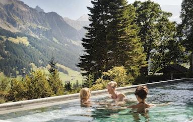 Petit-déjeuner & Day Spa à Adelboden