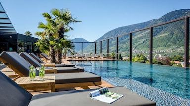 """Roof Top Wellnessbereich """"Sky Spa"""" - exklusiv für Hotelgäste: Bild 5"""
