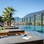 """Roof Top Wellnessbereich """"Sky Spa"""" - exklusiv für Hotelgäste"""