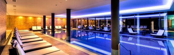 Pur plaisir au Wellnesshôtel