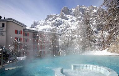 Wellness au coeur des Alpes Valaisannes