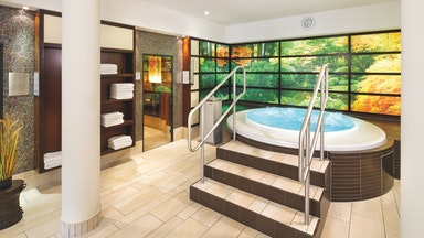 Hotel Spa, Therme und Sauna: Bild 22