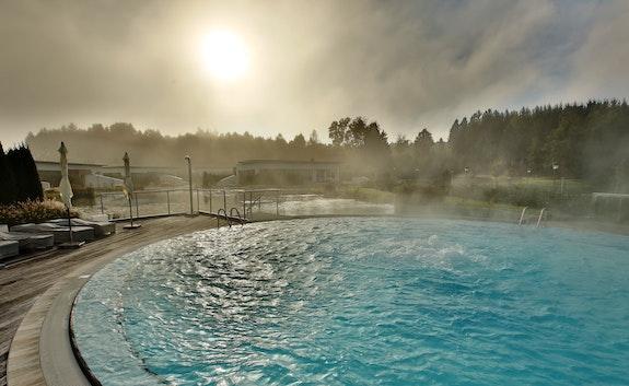 Exklusiver Wellnessbereich für Geinberg 5 Hotel Gäste