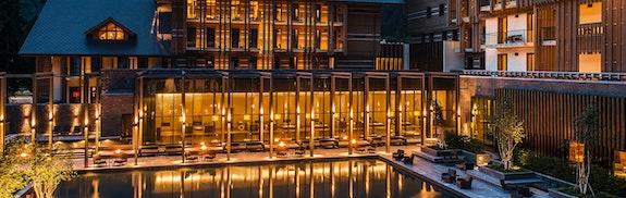 Luxus im The Chedi Andermatt