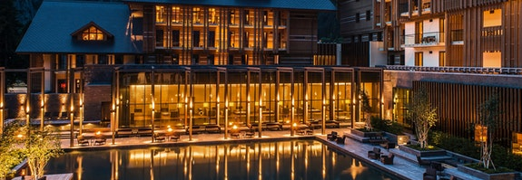 Luxe au The Chedi Andermatt
