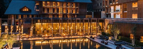 Luxe au The Chedi Andermatt