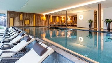 Schwimmbad & Saunalandschaft: Bild 15