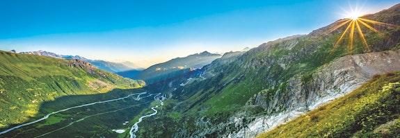 Auszeit & frische Bergluft in Andermatt