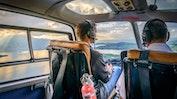 Helikopterflug über die Alpen: Bild 5