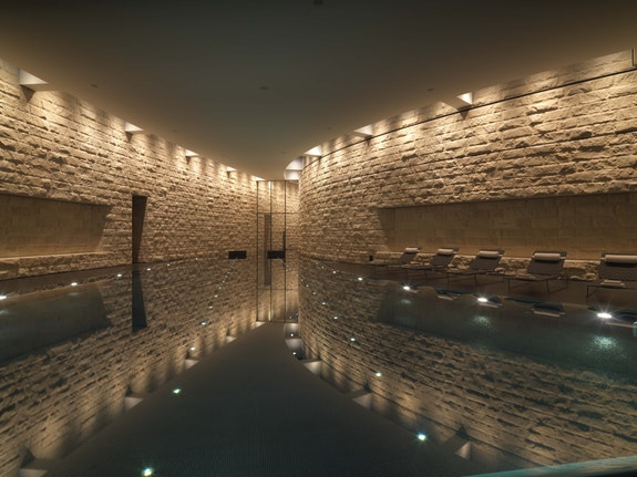 Dolder Grand Spa im Hotel *****The Dolder Grand