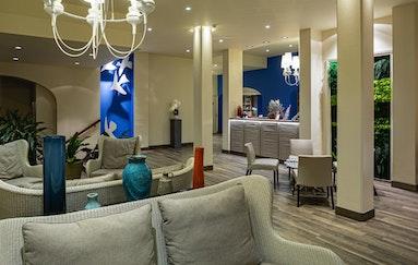 Hotel mit Charme mitten in Sainte-Maxime
