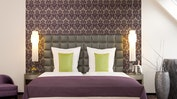 Modernes Design im Steigenberger Hotel Herrenhof: Bild 4