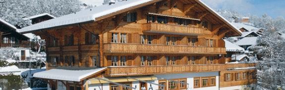 Winterzauber in Schönried-Gstaad