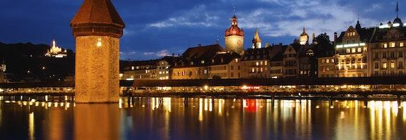 Vivez la magie du Nouvel An à Lucerne
