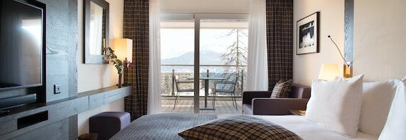 Romantik & Luxus in Crans-Montana