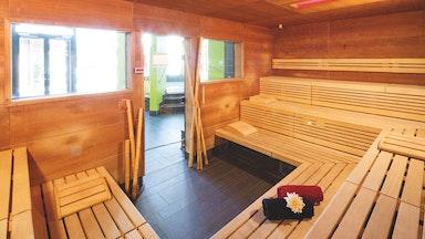 Hotel Spa, Therme und Sauna: Bild 23