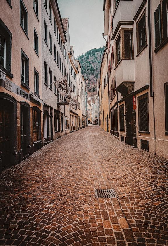 die Altstadt Chur
