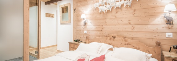 Chalet-Hotel in Champéry