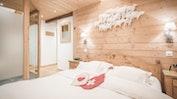 Doppelzimmer mit Queensize Bett: Bild 1