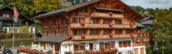 Zu zweit in Schönried-Gstaad