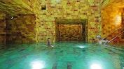 Mystisches Baderitual im Mineralbad & Spa Samedan: Bild 1