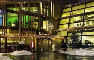 Silvester-Gala am Zürichsee