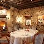 Exquisite Küche im Herzen des Mauerwerks