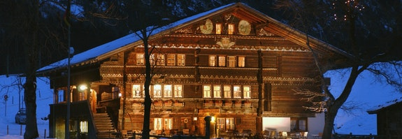 Détente à Kandersteg