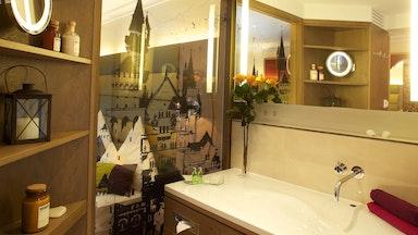 Zimmer mit Quellwasserbrunnen: Bild 6