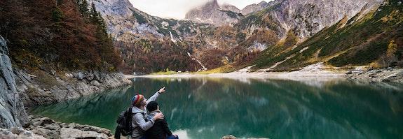 Ausflugsziele im Graubünden