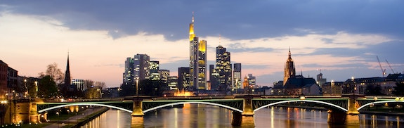 Citytrip in Frankfurt am Main